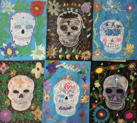 Category Day Of The Dead Latin American Art Lessons